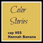 COLOR STORIES Yellow