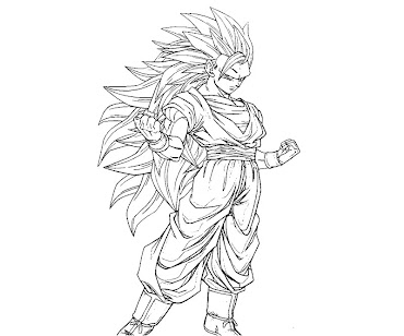 #2 Dragon Ball Coloring Page