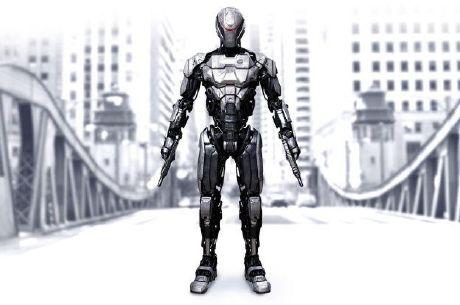Robocop: nueva imágenes de la web viral de Omnicorp