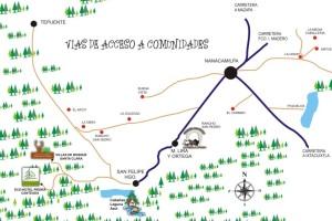 El silencio y la locura tlaxcala luciernagas for Espectaculo de luciernagas en tlaxcala