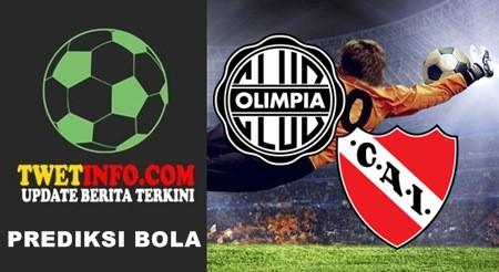 Prediksi Olimpia vs Independiente