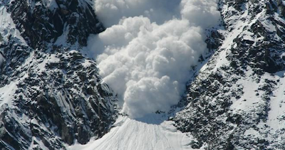 .+Salju+Longsor 10 Bencana Alam Paling Mengerikan dan Sangat Menakutkan di Dunia