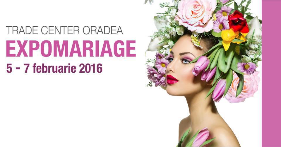Va astept la Expomariage Oradea 2016