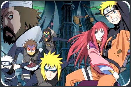 Naruto Shippuuden Filme 04 – Torre Perdida