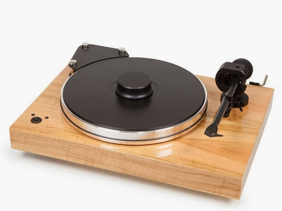 Mono and stereo high end audio magazine pro ject xtension for Perfect bake pro system