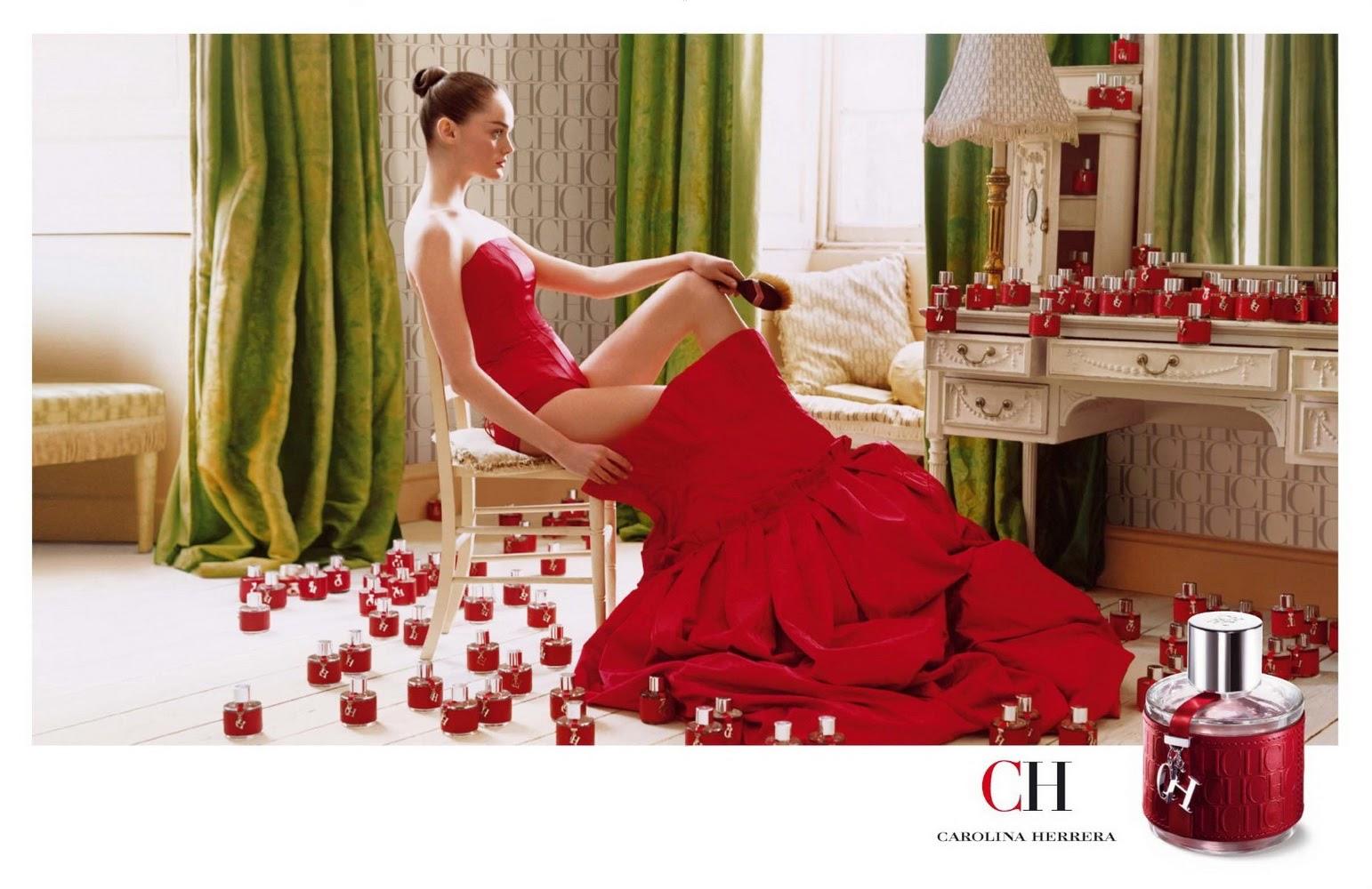Presente Dia das Mães - Perfume CH Carolina Herrera