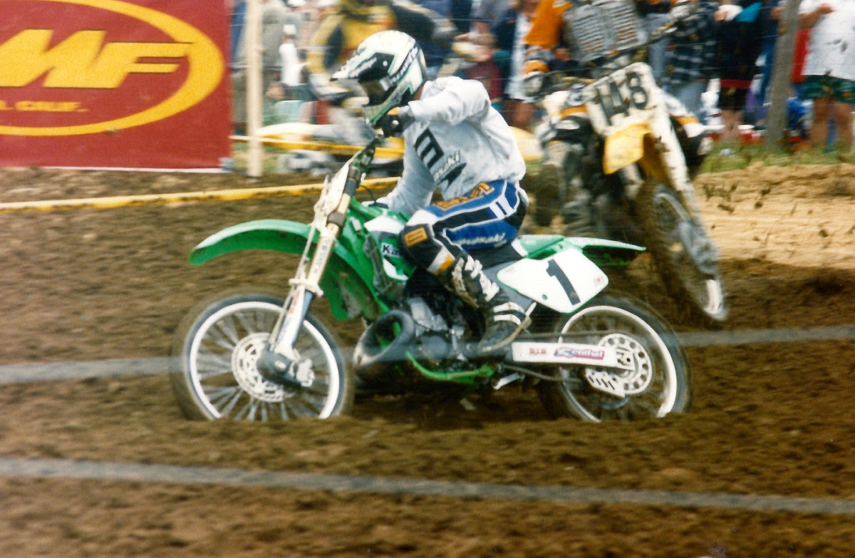 Jeff Emig High Point 1998