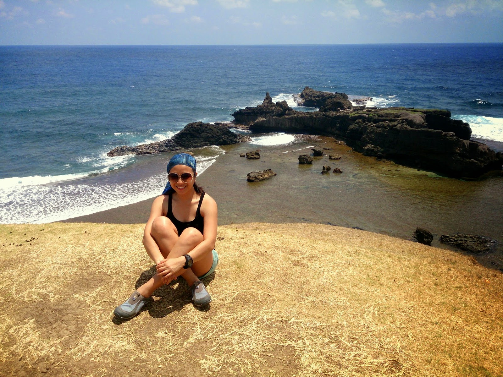 Alapad Rock Formation and Hills, South Batan, Batanes