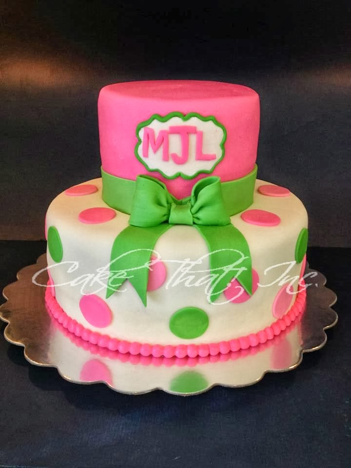 cake that inc baby shower cake
