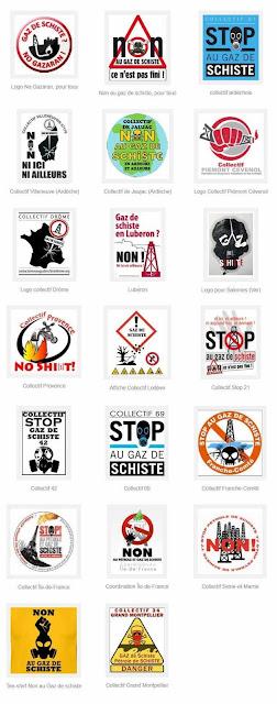 Militância ambientalista se organiza  contra gás de xisto na França