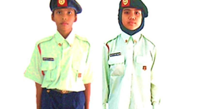 Tkrs Sk Bukit Kemuning 2 Pakaian Dan Peralatan Kadet Tunas Krs