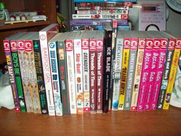 manga books online