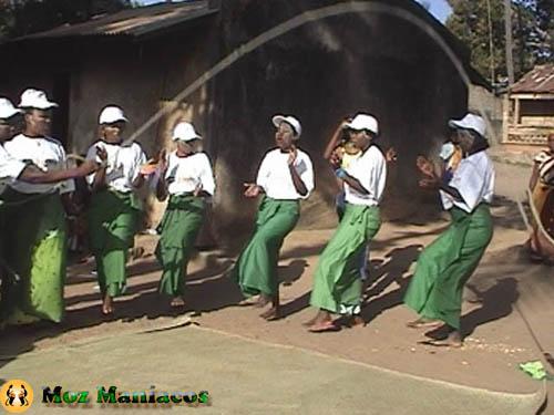 Dança Tufo