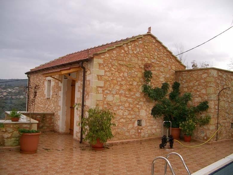Fachadas de piedra fachadas de casas de piedra - Fachadas ventiladas de piedra ...