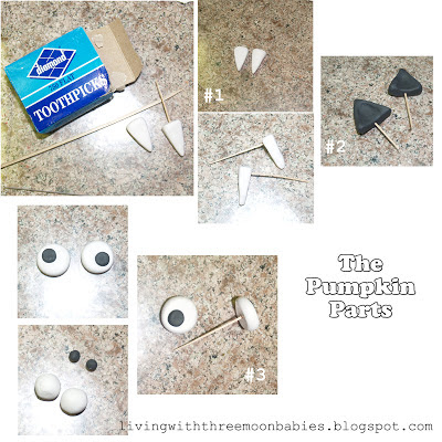 The Pumpkin Parts