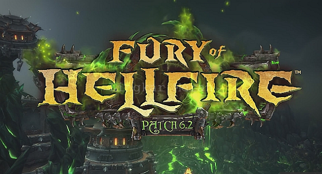 Fury Of Hellfire Patch 6.2