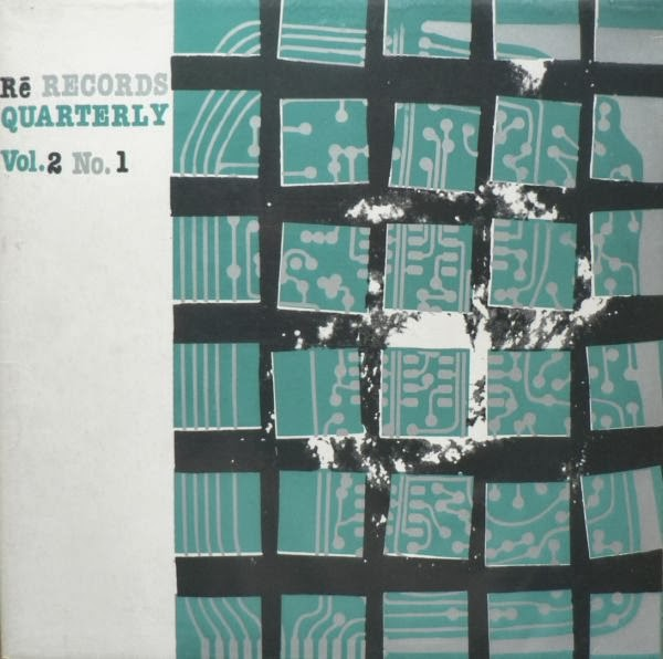 Various - Rē Records Quarterly Volume 1 Number 4