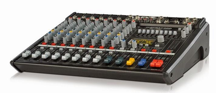 Harga Audio Mixer Daftar Harga Audio Mixer