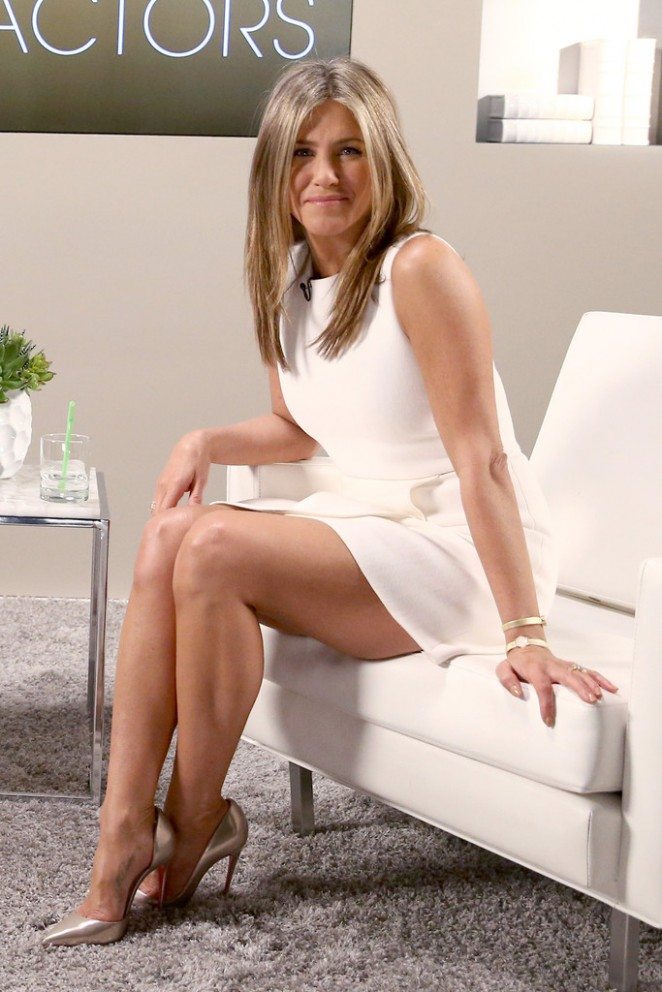 Jennifer Aniston at the Variety Studio: Actors on Actors presented by Samsung Galaxy Event in LA