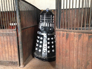 Dalek at Tredegar
