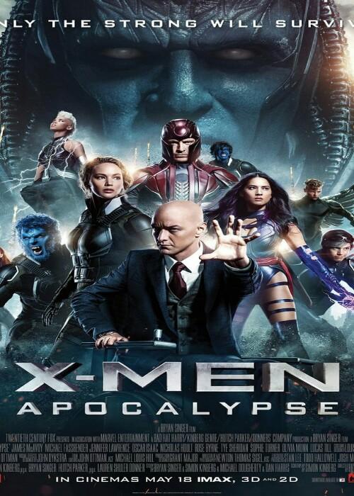 FliXanity - Watch X-Men: Apocalypse (2016) Online - Full Movie