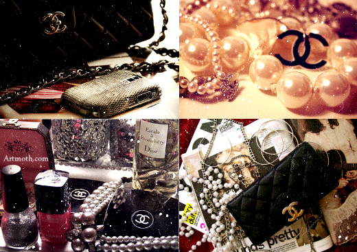 ♥My Fashion Chanel Dreams...♥