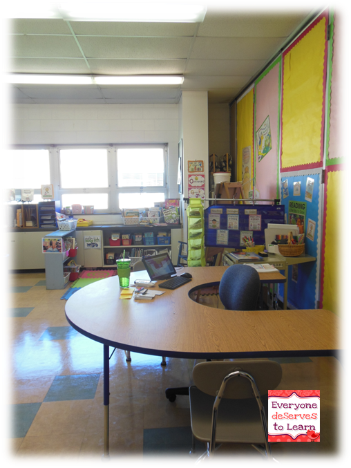 Horseshoe Classroom Design ~ Classroom tour everyone deserves to learn