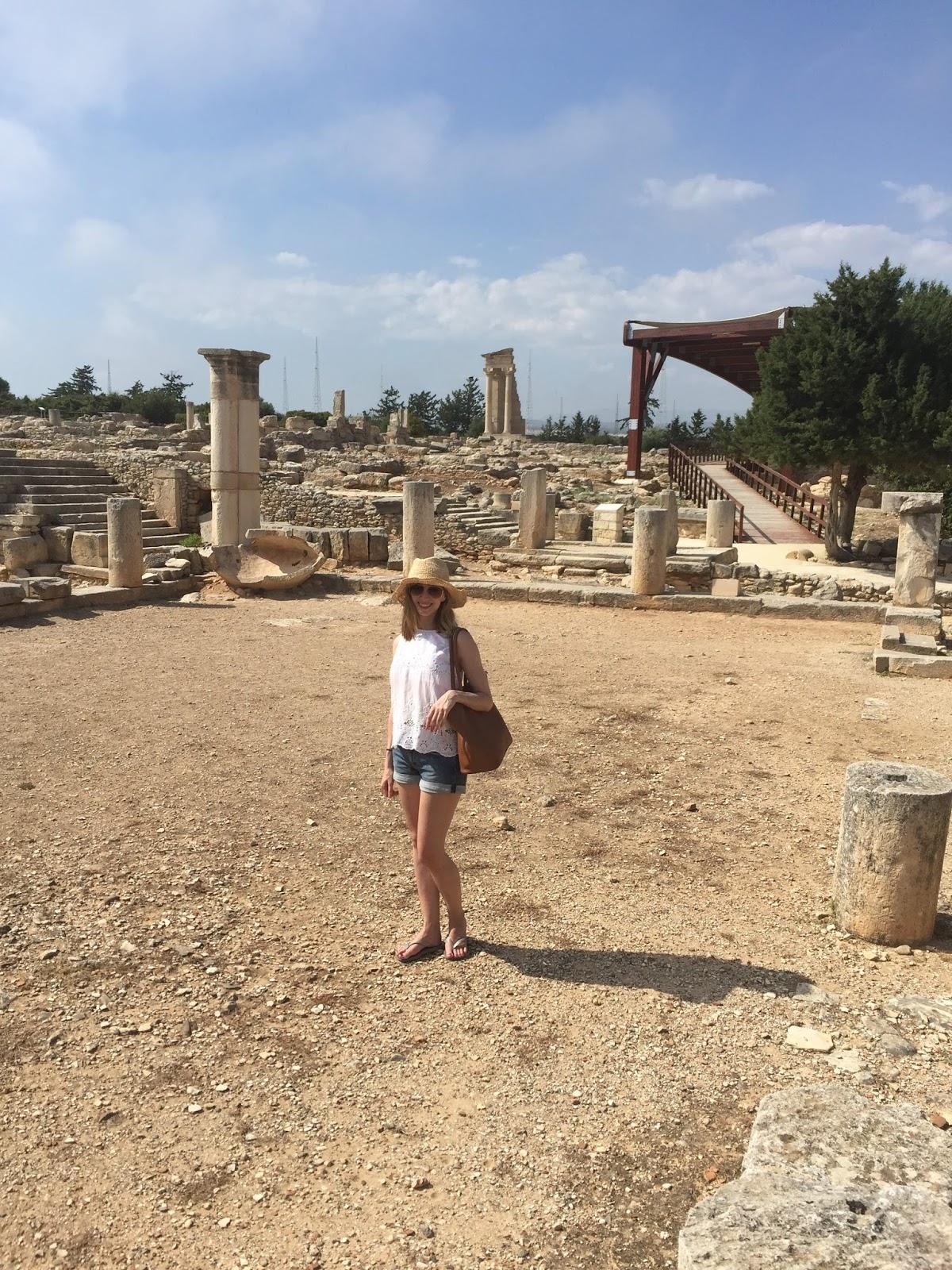 The Sanctuary of Apollo, Limassol