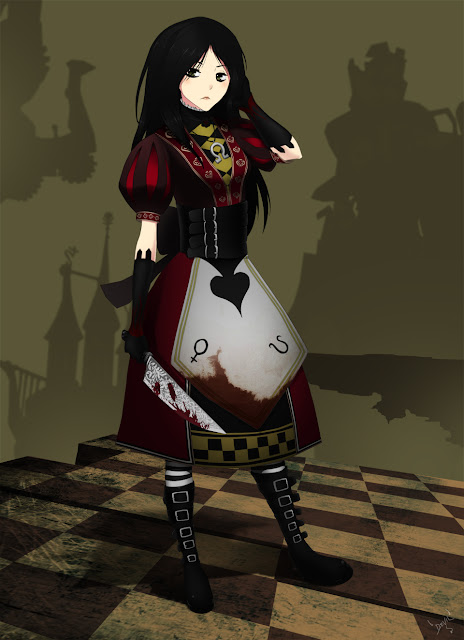 Alice Madness Returns por XxDevilxXz