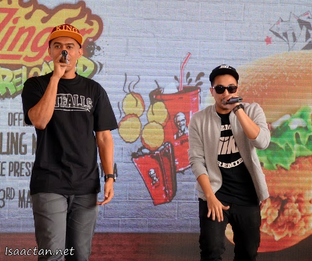Altimet and Sonaone going all Havoc, Havoc, Havoc..