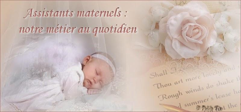 Assistants maternels : notre métier au quotidien