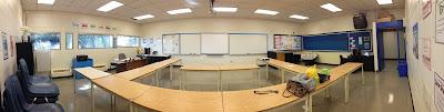 miss l's whole brain teaching classroom reveal, classroom set up, setting up a classroom for blogging, high school classroom, high school classroom setup