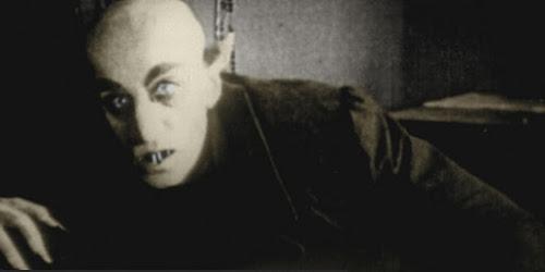 Roubaram a cabeça do diretor do Nosferatu