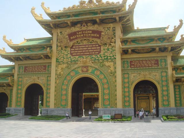Dai Nam - Binh Duong - Vietnam