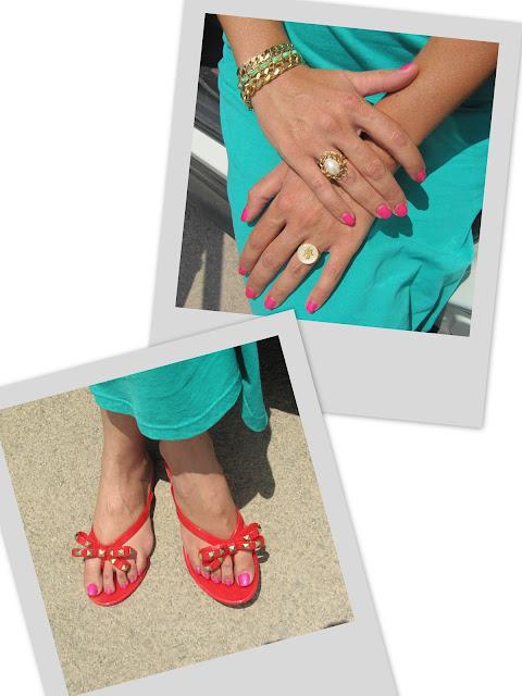 בלוג אופנה Vered'Style טרנד לק הג'ל