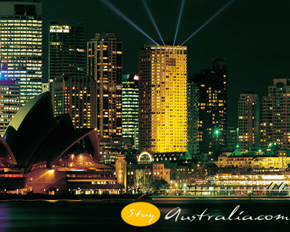 Stay in Australia Hotel