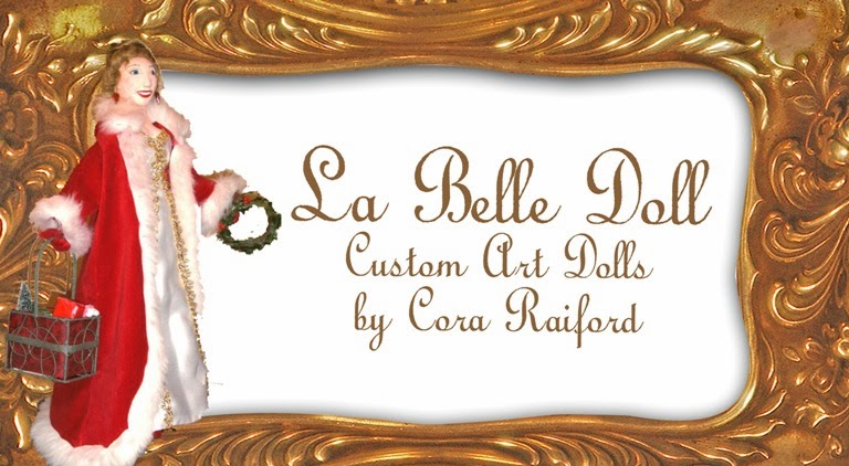 La Belle Doll Custom Art Dolls by Cora Raiford