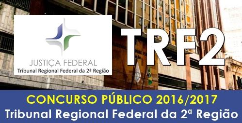 Apostila concurso TRF2 RJ/ES 2017