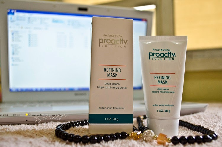 Proactiv Solution: Introducing the Proactiv Refining Mask