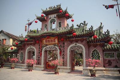 (Vietnam) - Hoi An - Phuc Kien Temple