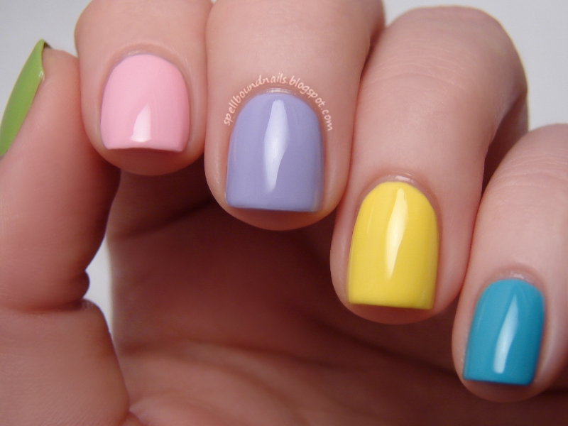 Spellbound Nails