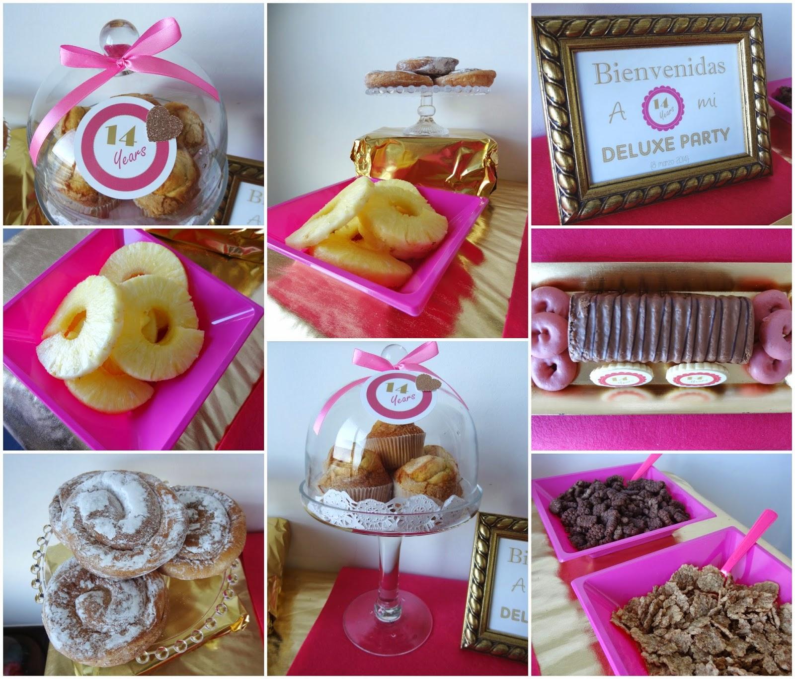 Celebra con ana compartiendo experiencias creativas - Mesas de desayuno ...