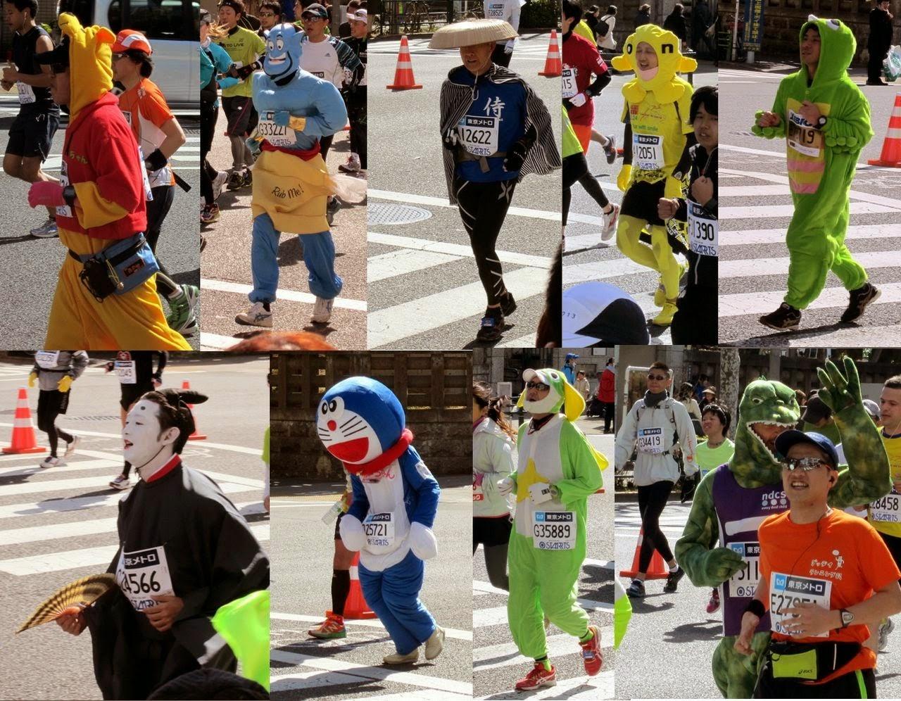 Echipament de alergare, in pas cu moda