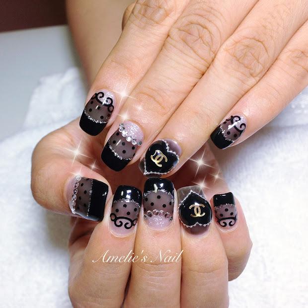 amelie's nail journey july 2013
