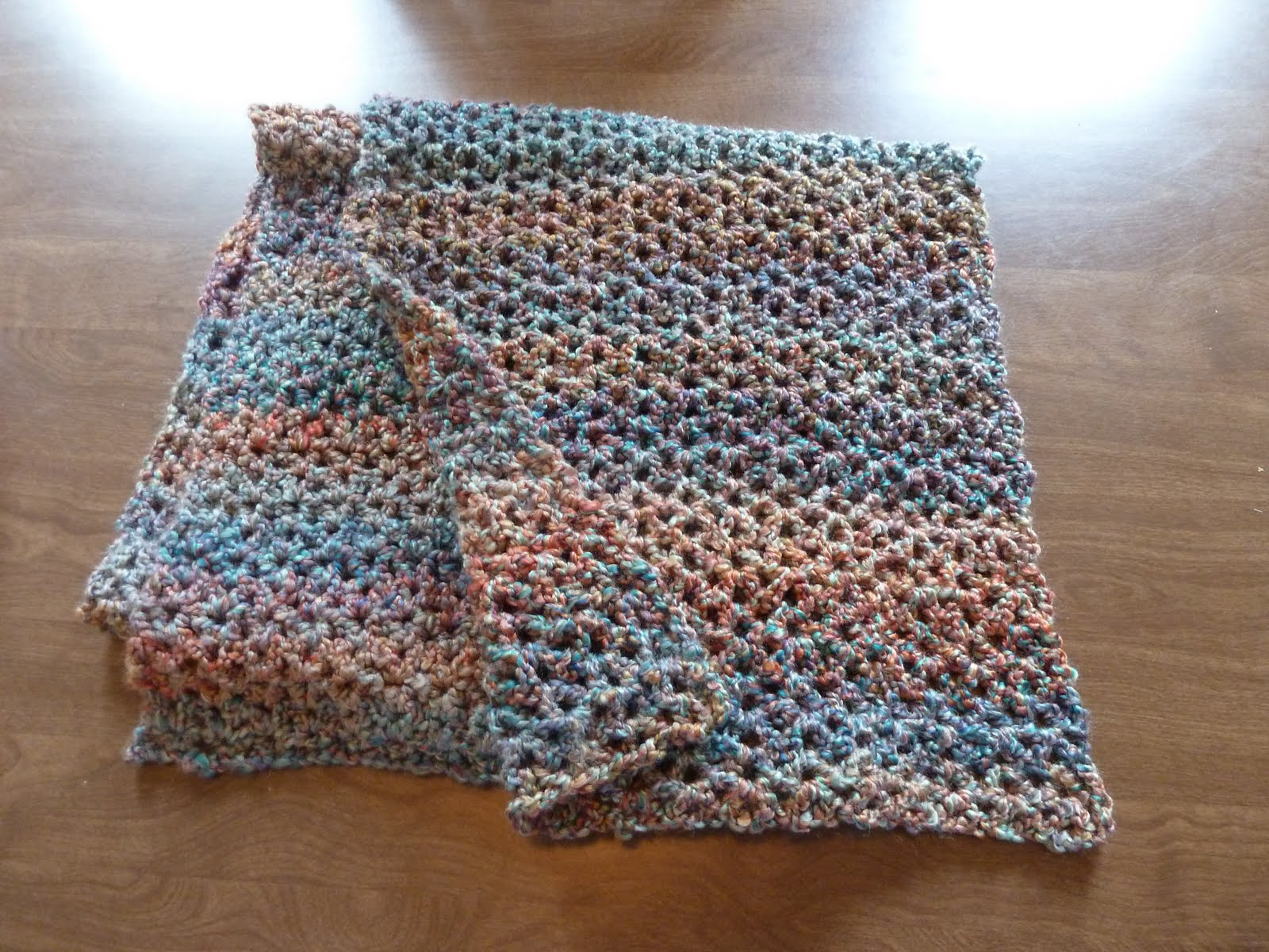 Free Easy Crochet Patterns For Prayer Shawls : Cary2Crafty: July 2011