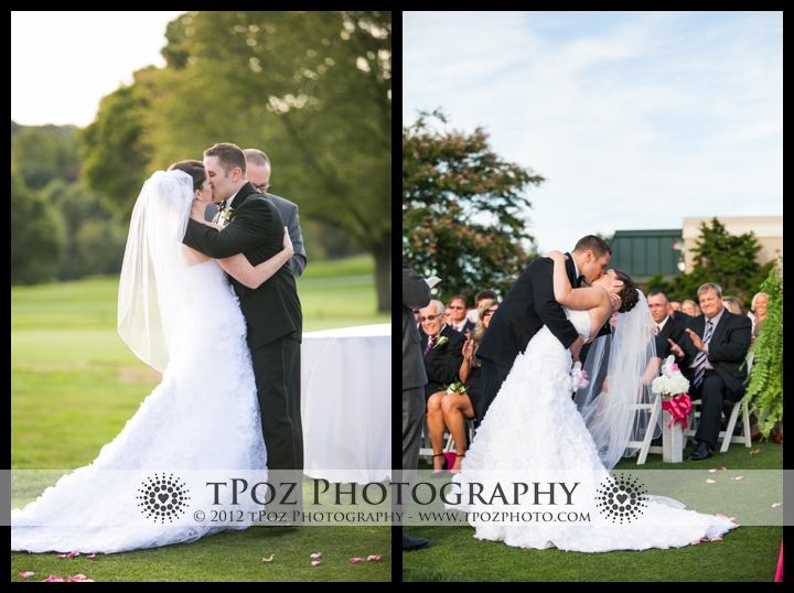 Hillendale Country Club Wedding Ceremony