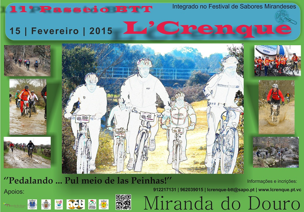 15FEV * MIRANDA DO DOURO