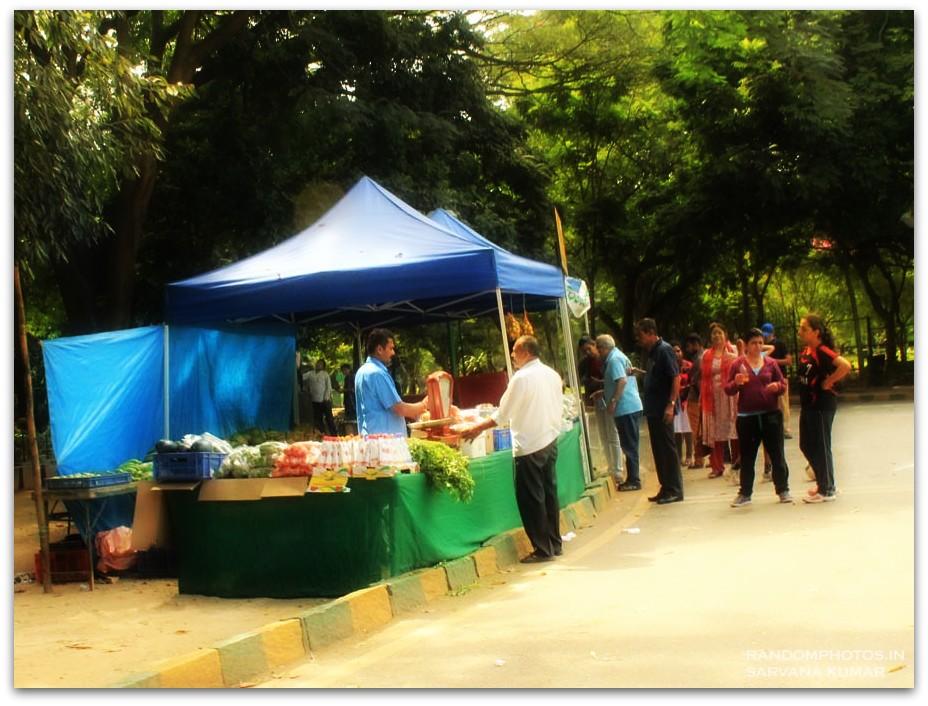 Fruits & Vegetable Shop Cubbon