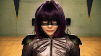 Chloe Moretz as Hit-Girl in Kick-Ass 2
