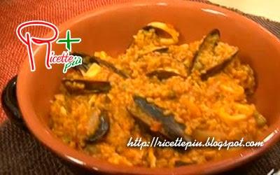 Paella alla Tessa Gelisio di Cotto e Mangiato